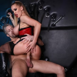 Rebecca More in 'Kink Partners' Busty Milf Gets Bound And Shafted (Thumbnail 14)