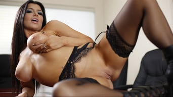 Romi Rain in '- Boss Lady'