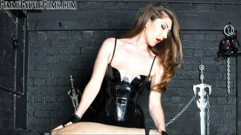 Slave in 'Beg For It Harder'