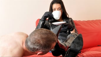 Slave in 'Clean My Boots'