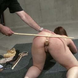 Ten in 'Kink Partners' Figged and Caned (Thumbnail 22)