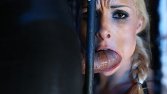 Victoria Summers in 'Caged Slaves in an Anal Threesome'