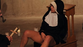 Violet Skye in 'Bless Me Father, For I Have Sinned'
