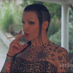 Vixon in 'Kink Partners' She Smokes 4 (Thumbnail 3)