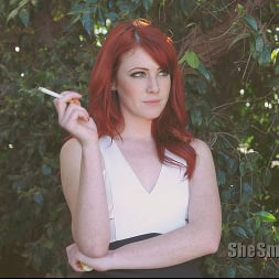Vixon in 'Kink Partners' She Smokes 4 (Thumbnail 5)