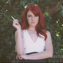 Vixon in 'Kink Partners' She Smokes 4 (Thumbnail 7)